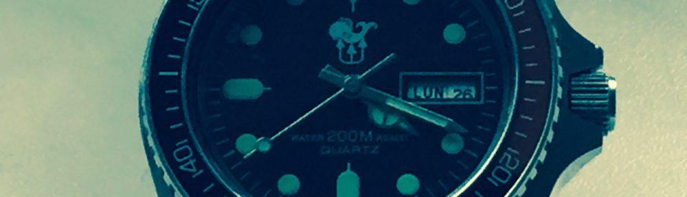 Armbanduhr (Foto: C. Günzel).